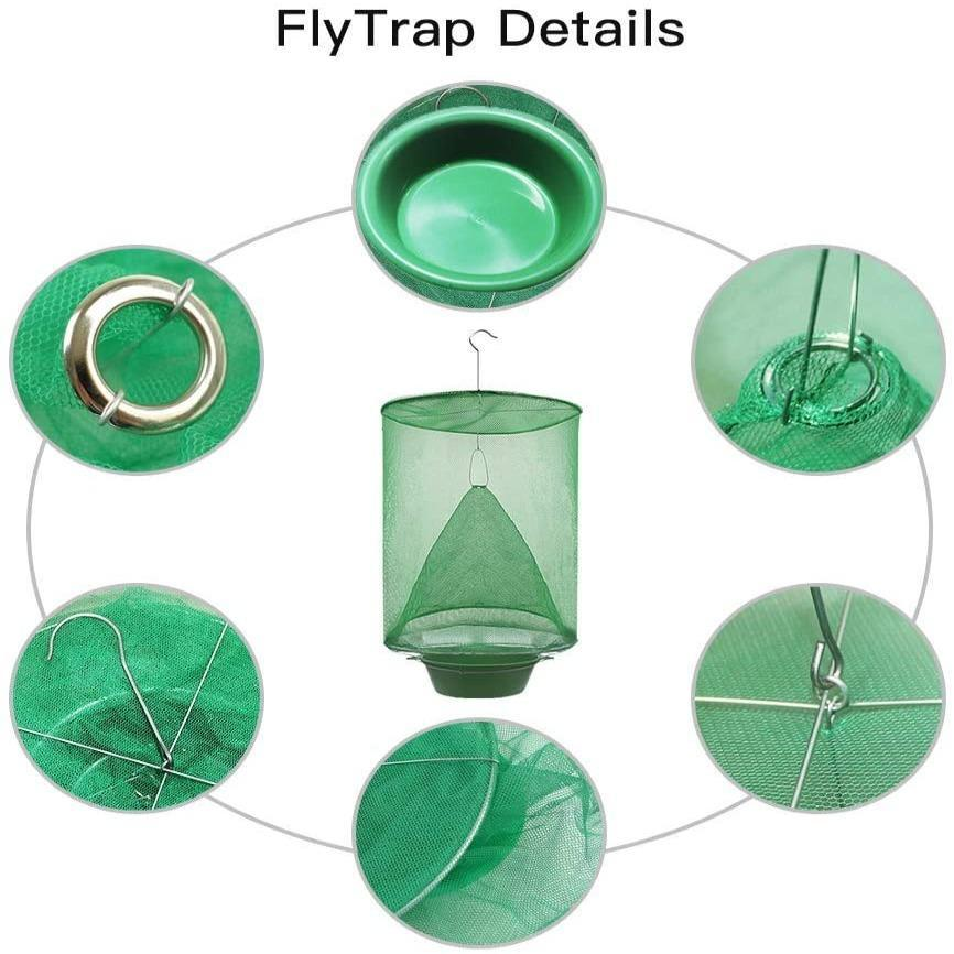 Sunshine Reusable Fly Trap