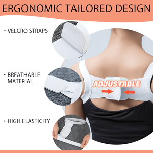 Dr.PRO Ergonomic Tailored Back Posture Corrector