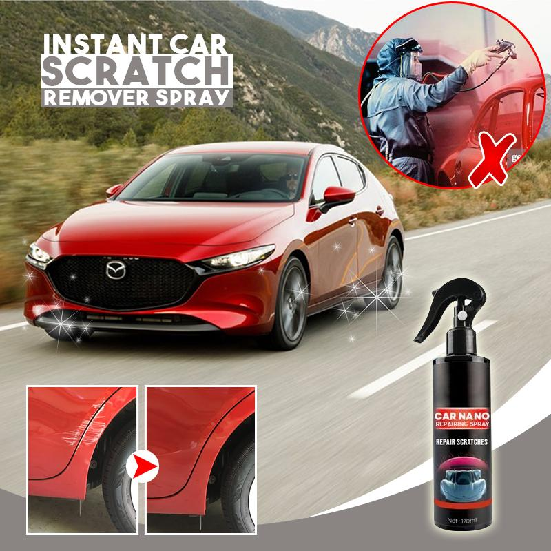 Instant Car Scratch Remover Spray