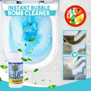 Instant Bubble Mighty Bomb Cleaner