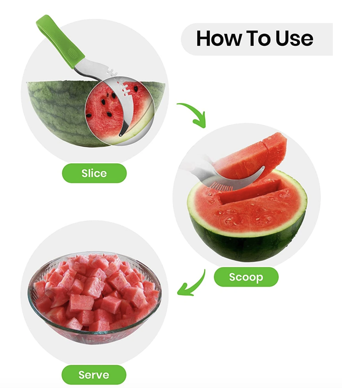 Easy Watermelon Slicer