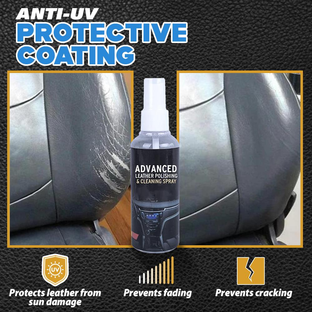 CarPro+ Leather Polishing Spray