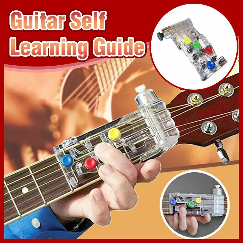 Guitar Self Learning Guide