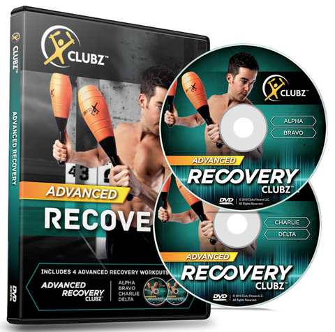 Clubz Advanced Recovery DVDs
