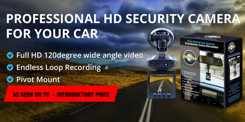 DashCam Pro - As Seen on TV OFFER