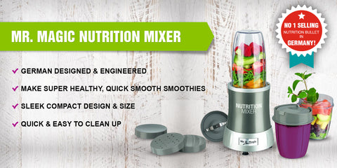 Nutrition Mixer - As Seen on TV