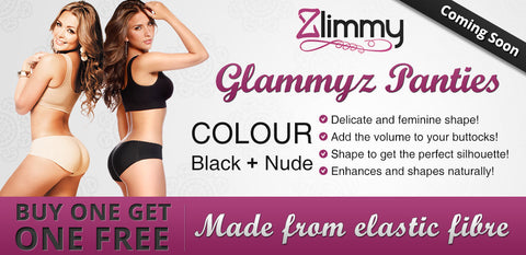Zlimmy Glammyz Panties - COMING SOON!!!