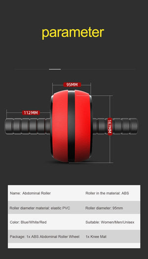 Steel Abs™ Ab Roller