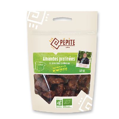 Amandes Pralinees 125g Direct Producteurs