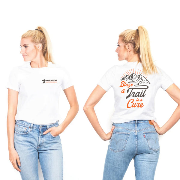 Blaze A Trail Women's Tee