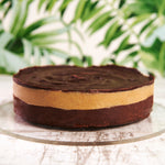 Load image into Gallery viewer, Triple Chocolate Cheesecake