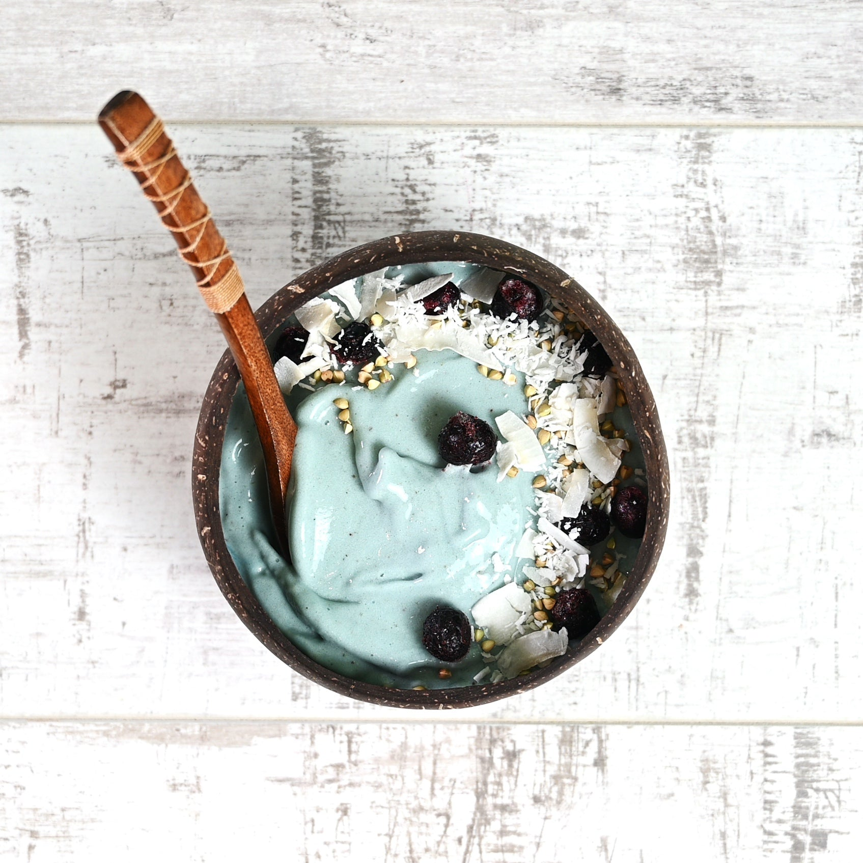 Blue Majik Smoothie Bowl