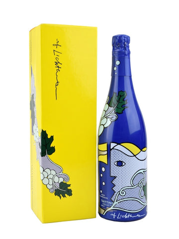 Taittinger Collection by Roy Lichtenstein, 1985 Champagne, 75cl