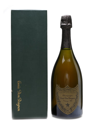 Dom Perignon 1982 Vintage Champagne - 75cl - Gift Boxed
