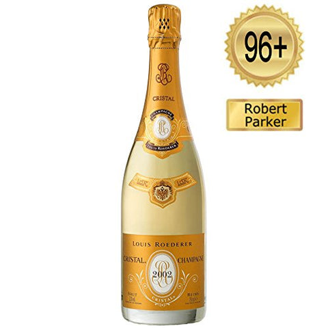 Champagne Louis Roederer Cristal 2002 75cl