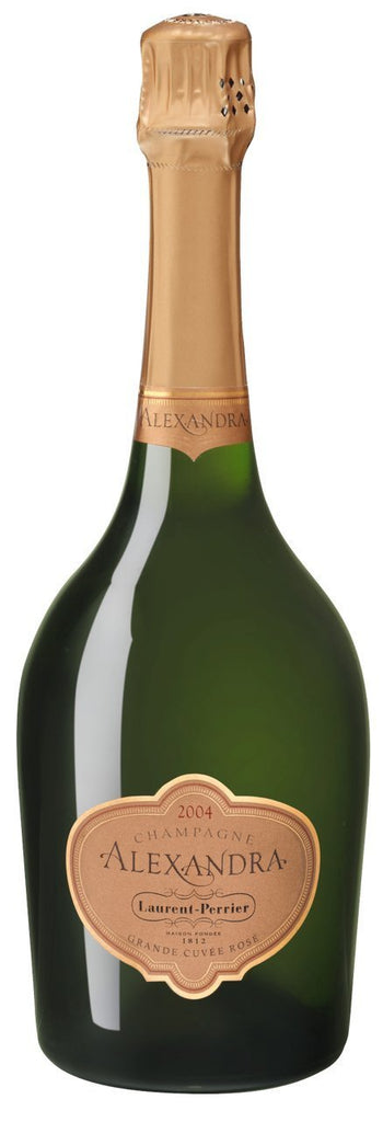 Laurent Perrier Alexandra Rose Champagne Pinot Noir-Chardonnay 2004 75 cl