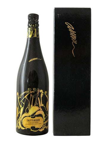 Taittinger Collection by Arman, 1981 Champagne 75cl