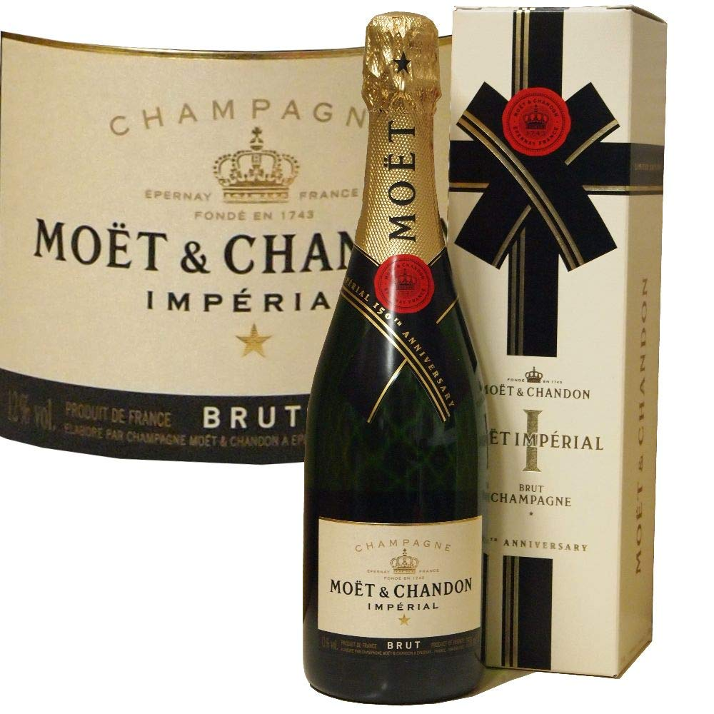 Moët & Chandon Brut Champagne 75cl 150th Anniversary Limited Edition
