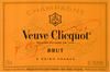 Veuve Clicquot Yellow Label Brut Champagne NV 6 x 75cl (Case of 6)