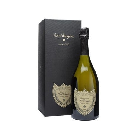 Dom Perignon Vintage 2003 Champagne - 75cl - Gift Boxed