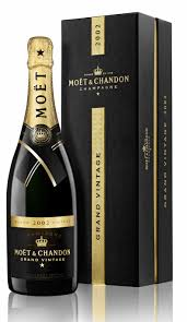 Moet et Chandon Grand Vintage 2002 Champagne 75cl