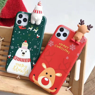 Christmas Cases ❤️