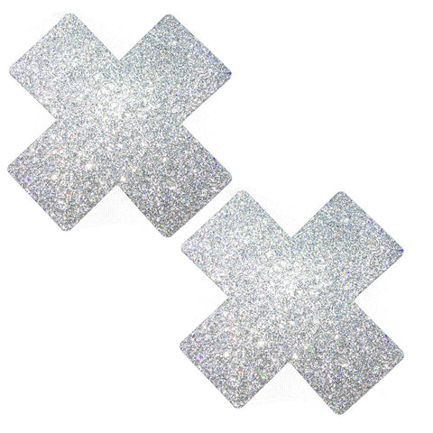 Silver X-Factor Pasties