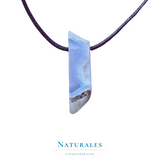 Collier Agate Blue Lace