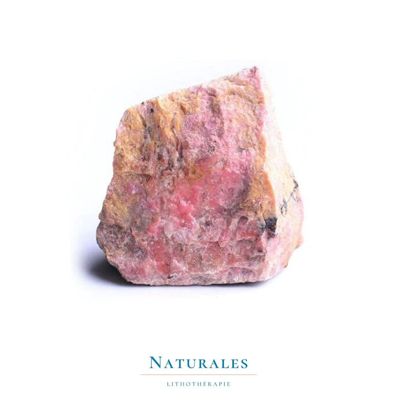 Rhodonite - maîtrise de soi / blocages émotionnels - Naturales.fr