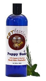 Chemical Free Skunk Odor Neutralizer Puppy Suds Dog Shampoo