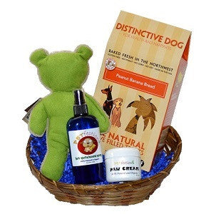 Dog Boo-Boo Gift Basket