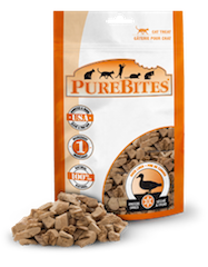 Dried Duck Liver Cat Treats