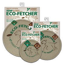 Hemp Eco Fetcher Frisbee