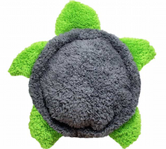 Plush Fuzzy Turtle
