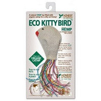 Eco Hemp Kitty Bird