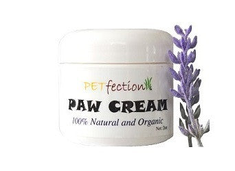 Organic Lavender Scented Paw Cream for Dogs