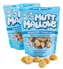Vanilla Mutt Mallows Treats