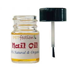 PETfection Natural and Organic Nail Oil for Dogs