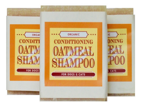 Solid Shampoo Bar - Conditioning Oatmeal