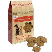 Peanut Butter Banana Bread Dog Treats