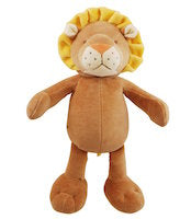 Organic Cotton Plush Lion