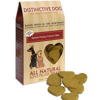 Gluten Free Sweet Potato Dog Treats