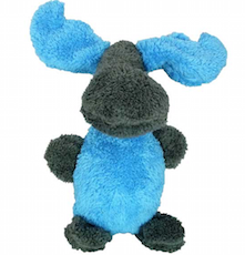 Plush Fuzzy Moose