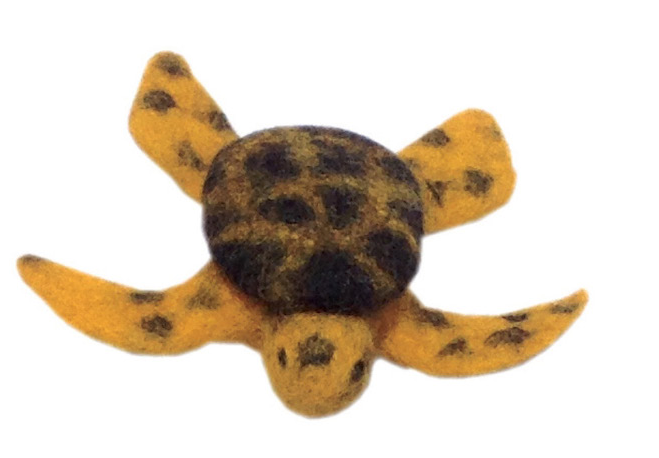 Wool Eco-Turtle