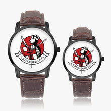 Load image into Gallery viewer, Crusaders FC Watch (Leather Straps) - Crusaders FC