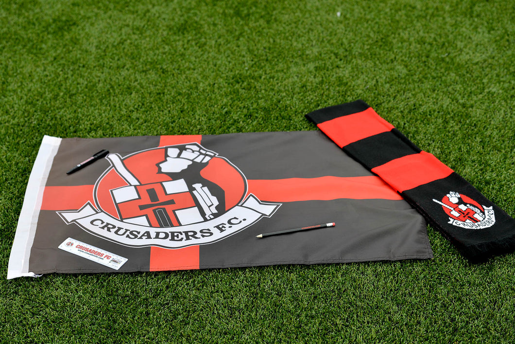 Crusaders Flag - Crusaders FC