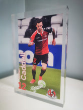 Load image into Gallery viewer, Crusaders FC Player 3D Acrylic - Crusaders FC