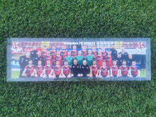 Load image into Gallery viewer, Crusaders FC Squad Acrylic 2020-21 - Crusaders FC