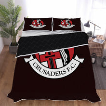 Load image into Gallery viewer, Crusaders FC Bed Sets - Crusaders FC