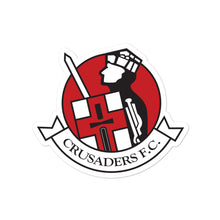 Load image into Gallery viewer, Bubble-free stickers - Crusaders FC